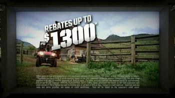Polaris XP Sales Event TV Spot, 'Largest Off-Road Lineup' - Thumbnail 10