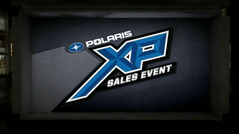 Polaris XP Sales Event TV Spot, 'Largest Off-Road Lineup'