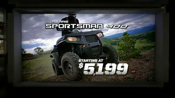 Polaris XP Sales Event TV Spot, 'Largest Off-Road Lineup' - Thumbnail 5