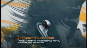 Smith & Nephew VERILAST Technology TV Spot, 'Hip Replacement' - Thumbnail 8