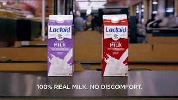 Lactaid TV Spot, 'Real Milk' - Thumbnail 10