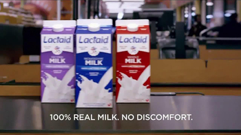 Lactaid TV Spot, 'Real Milk' - Thumbnail 9