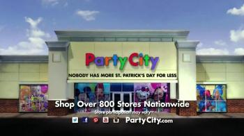 Party City TV Spot, 'St. Patrick's Day 2014' - Thumbnail 10