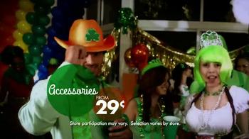 Party City TV Spot, 'St. Patrick's Day 2014' - Thumbnail 3