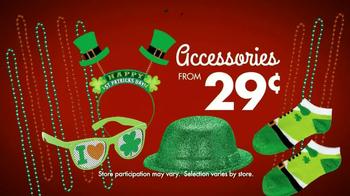Party City TV Spot, 'St. Patrick's Day 2014' - Thumbnail 9