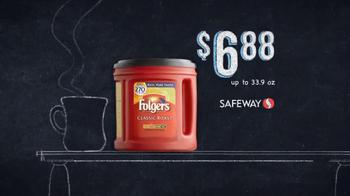 Safeway Deals of the Week TV Spot, 'Coca-Cola, Folgers, Charmin' - Thumbnail 5