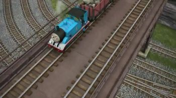 Thomas & Friends Spills and Thrills Playset TV Spot - Thumbnail 10
