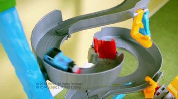 Thomas & Friends Spills and Thrills Playset TV Spot - Thumbnail 3