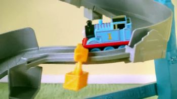 Thomas & Friends Spills and Thrills Playset TV Spot - Thumbnail 4