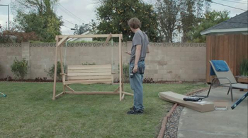 Lowe's TV Spot, 'Porch Swing'