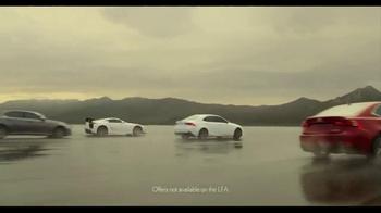 Lexus Command Performance Sales Event  TV Spot, 'Power' - Thumbnail 4