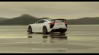 Lexus Command Performance Sales Event  TV Spot, 'Power' - Thumbnail 5