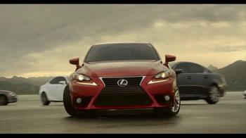 Lexus Command Performance Sales Event  TV Spot, 'Power' - Thumbnail 9