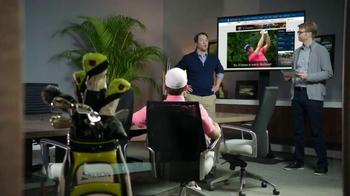 PGATour.com TV Spot, 'Live' Featuring Graeme McDowell - Thumbnail 1