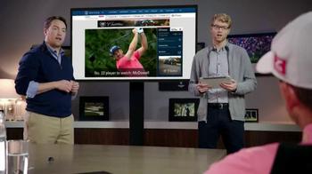 PGATour.com TV Spot, 'Live' Featuring Graeme McDowell - Thumbnail 3