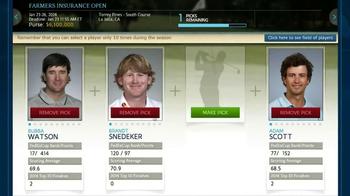 PGATour.com TV Spot, 'Live' Featuring Graeme McDowell - Thumbnail 9