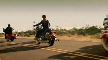 Indian Motorcycle TV Spot, 'Make the Choice to Ride With Indian Motorcycle'