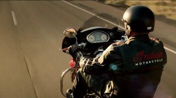 Indian Motorcycle TV Spot, 'Make the Choice to Ride With Indian Motorcycle' - Thumbnail 1