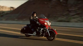 Indian Motorcycle TV Spot, 'Make the Choice to Ride With Indian Motorcycle' - Thumbnail 5