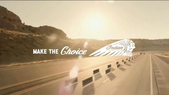 Indian Motorcycle TV Spot, 'Make the Choice to Ride With Indian Motorcycle' - Thumbnail 9