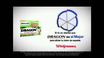 Dragon Pain Relief Cream TV Spot [Spanish] - Thumbnail 9