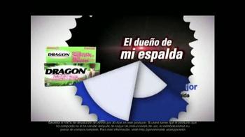 Dragon Pain Relief Cream TV Spot [Spanish] - Thumbnail 8