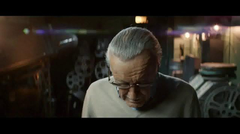 USPS Priority Flat-Rate Shipping TV Spot, 'Amazing Delivery' Feat. Stan Lee - Thumbnail 9