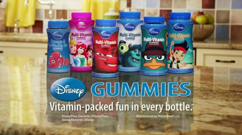 Disney Gummies TV Spot, 'Vitamin-Packed Fun' - Thumbnail 9