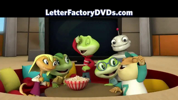 Leap Frog Letter Factory: The Letter Machine Rescue Team DVD TV Spot - Thumbnail 10
