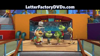 Leap Frog Letter Factory: The Letter Machine Rescue Team DVD TV Spot - Thumbnail 2