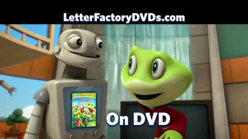 Leap Frog Letter Factory: The Letter Machine Rescue Team DVD TV Spot - Thumbnail 4
