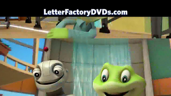 Leap Frog Letter Factory: The Letter Machine Rescue Team DVD TV Spot - Thumbnail 6