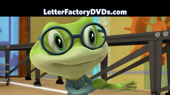 Leap Frog Letter Factory: The Letter Machine Rescue Team DVD TV Spot - Thumbnail 7