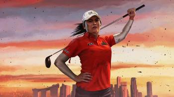 HSBC TV Spot, 'The Toughest Women in Golf'