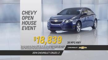 Chevrolet Open House Event TV Spot, 'Your House' - Thumbnail 10