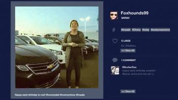 Chevrolet Open House Event TV Spot, 'Your House' - Thumbnail 2