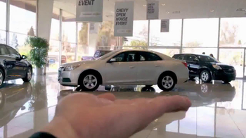 Chevrolet Open House Event TV Spot, 'Your House' - 836 commercial airings