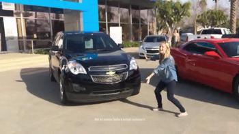 Chevrolet Open House Event TV Spot, 'Your House' - Thumbnail 6