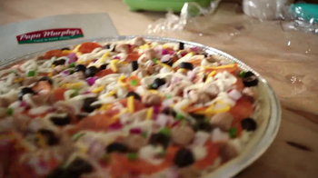 Papa Murphy's Fresh Pan Pizza TV Spot, 'From Scratch' - Thumbnail 4