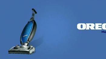 Oreck Magnesium RS TV Spot - Thumbnail 1