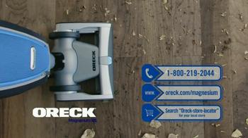 Oreck Magnesium RS TV Spot - Thumbnail 10