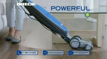 Oreck Magnesium RS TV Spot - Thumbnail 3