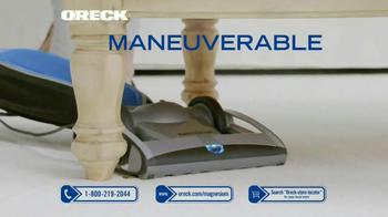 Oreck Magnesium RS TV Spot - Thumbnail 4