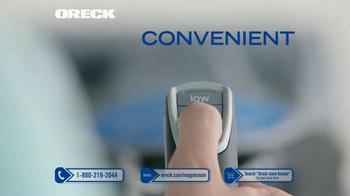 Oreck Magnesium RS TV Spot - Thumbnail 5