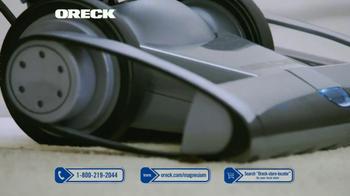 Oreck Magnesium RS TV Spot - Thumbnail 6