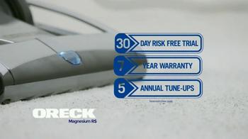 Oreck Magnesium RS TV Spot - Thumbnail 9