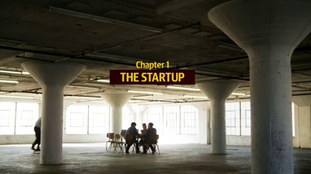 UPS TV Spot, \'Chapter One: The Startup\'