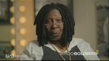 USA Characters Unite TV Spot, 'I Won't Stand For' Featuring Whoopi Goldberg - Thumbnail 1