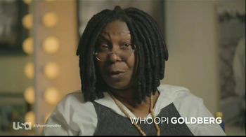 USA Characters Unite TV Spot, 'I Won't Stand For' Featuring Whoopi Goldberg - Thumbnail 3