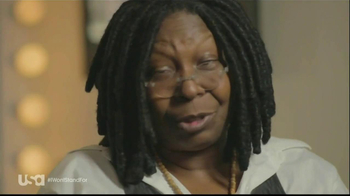 USA Characters Unite TV Spot, 'I Won't Stand For' Featuring Whoopi Goldberg - Thumbnail 4